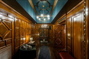 The Garfield Lounge