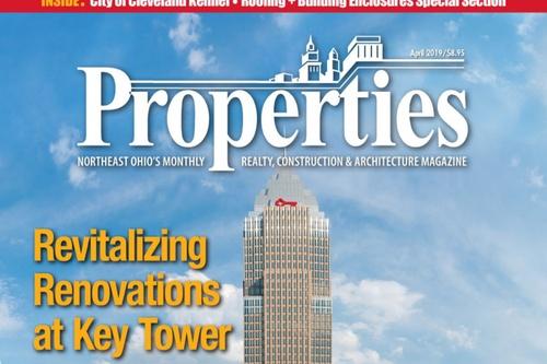 Marble Room in Properties Magazine